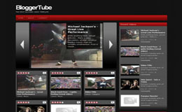 Blogger Tube Blogger Theme