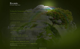 EcoNic Blogger Theme