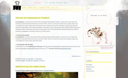 Paper Blogger Theme