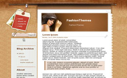 Toggery of Mine Blogger Theme