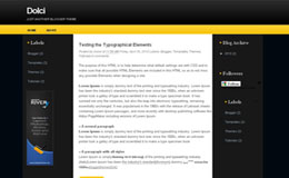 Docli Blogger Theme