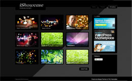 iShowcase Blogger Theme