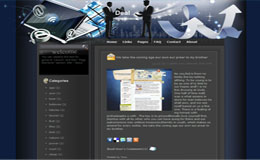 Deal Blogger Theme