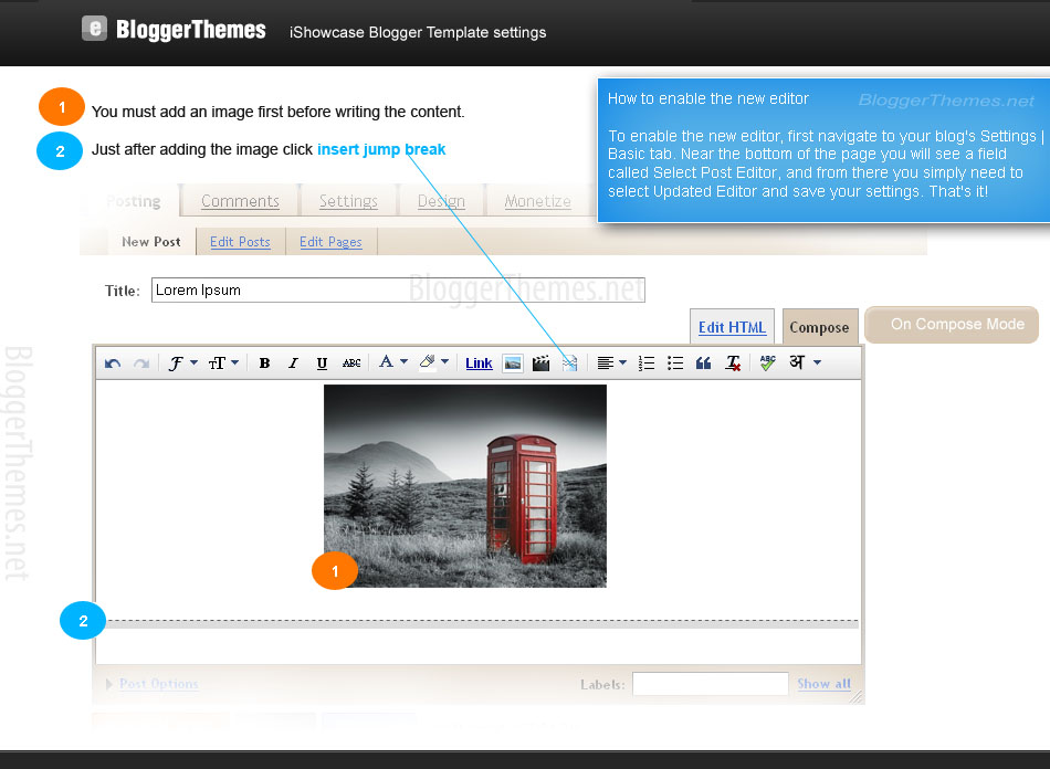 showcase blogger template blogger themes and blogger templates